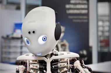 Roboy een humanoid-robot