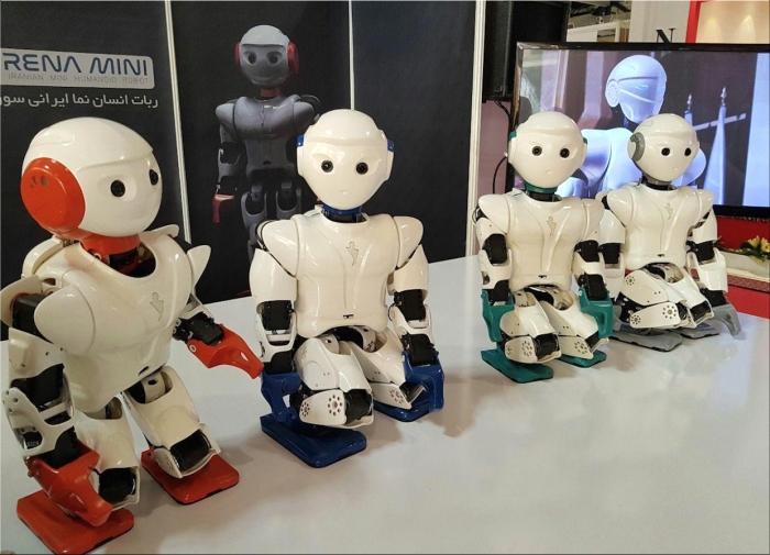 De robot Surena_Mini